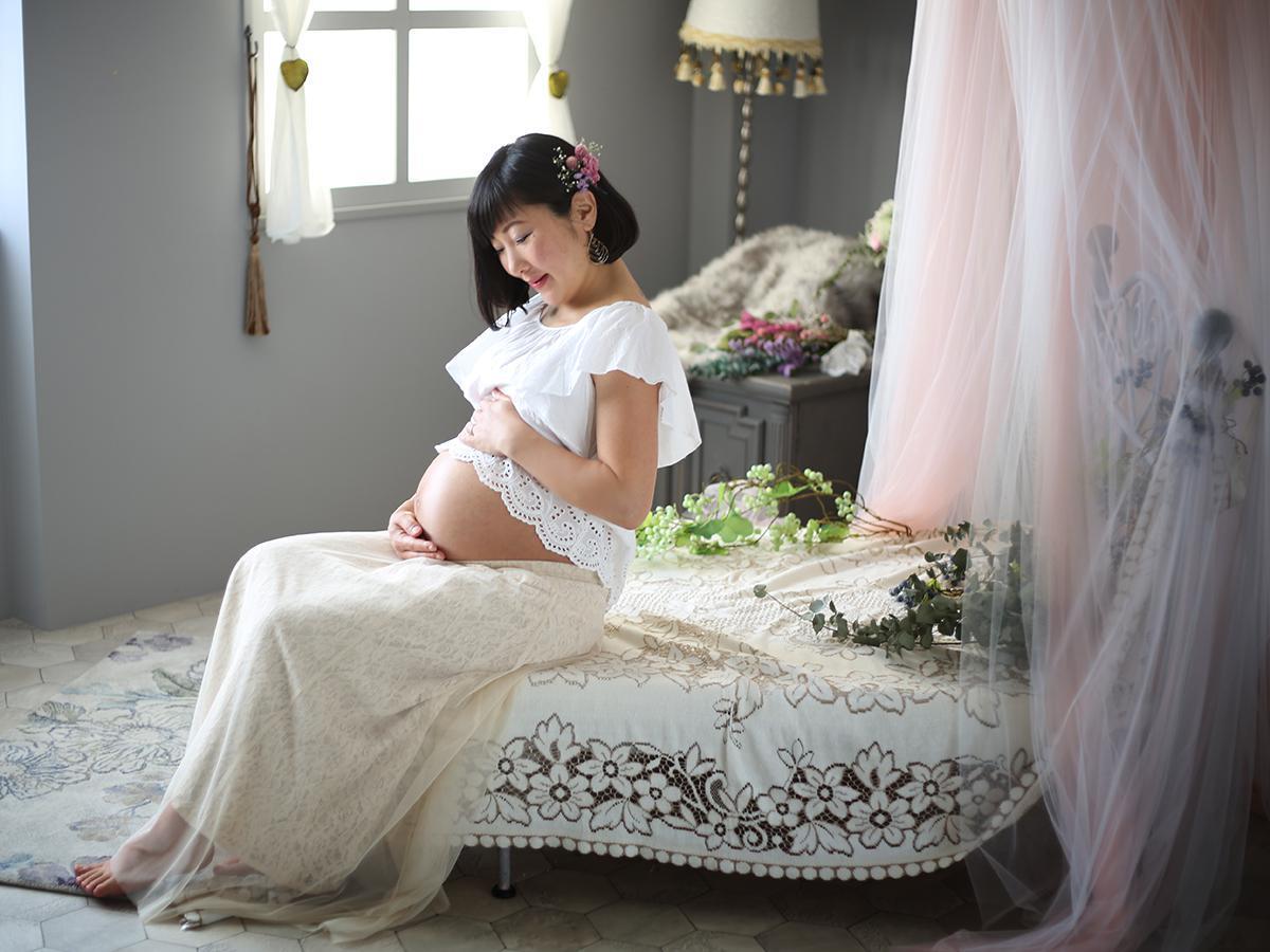 産まれてくる子どもと一緒に撮るマタニティーフォト