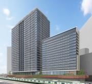 川崎駅西口に大型複合商業施設 訪日外国人旅行者ターゲットにホテルも併設
