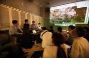 川崎・日進町で「公共空間を考える」トークイベント