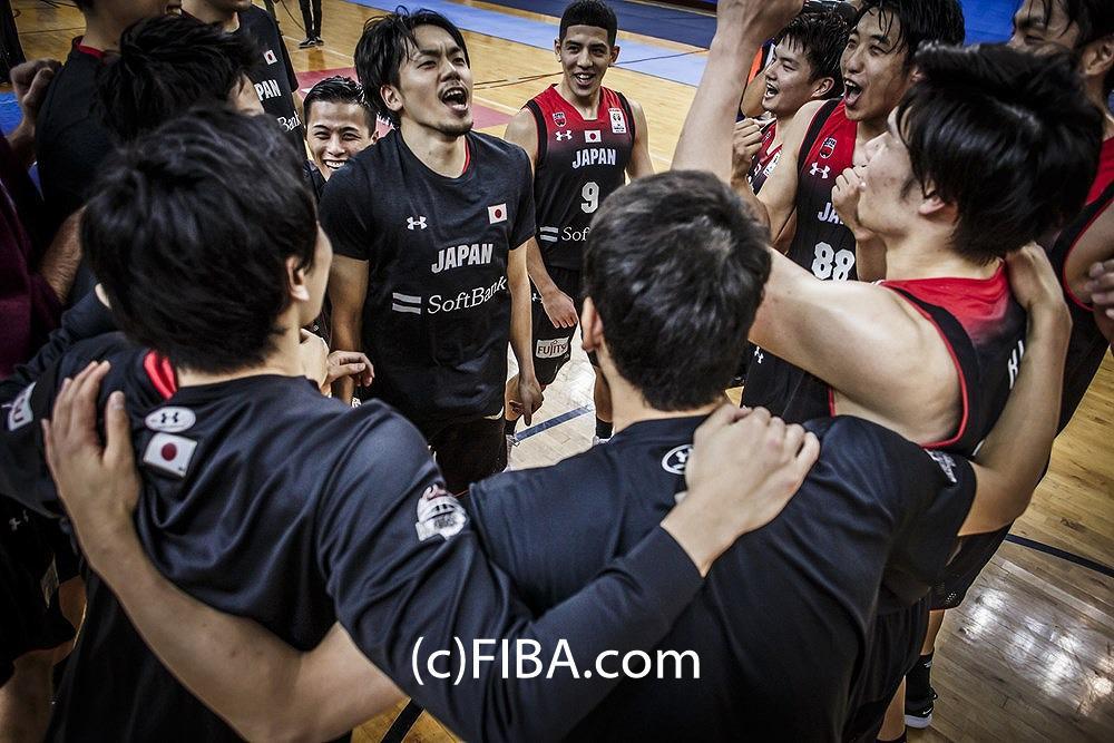 ゲームコントロールや守備など大きな貢献を見せた篠山竜青選手(C)FIBA.com