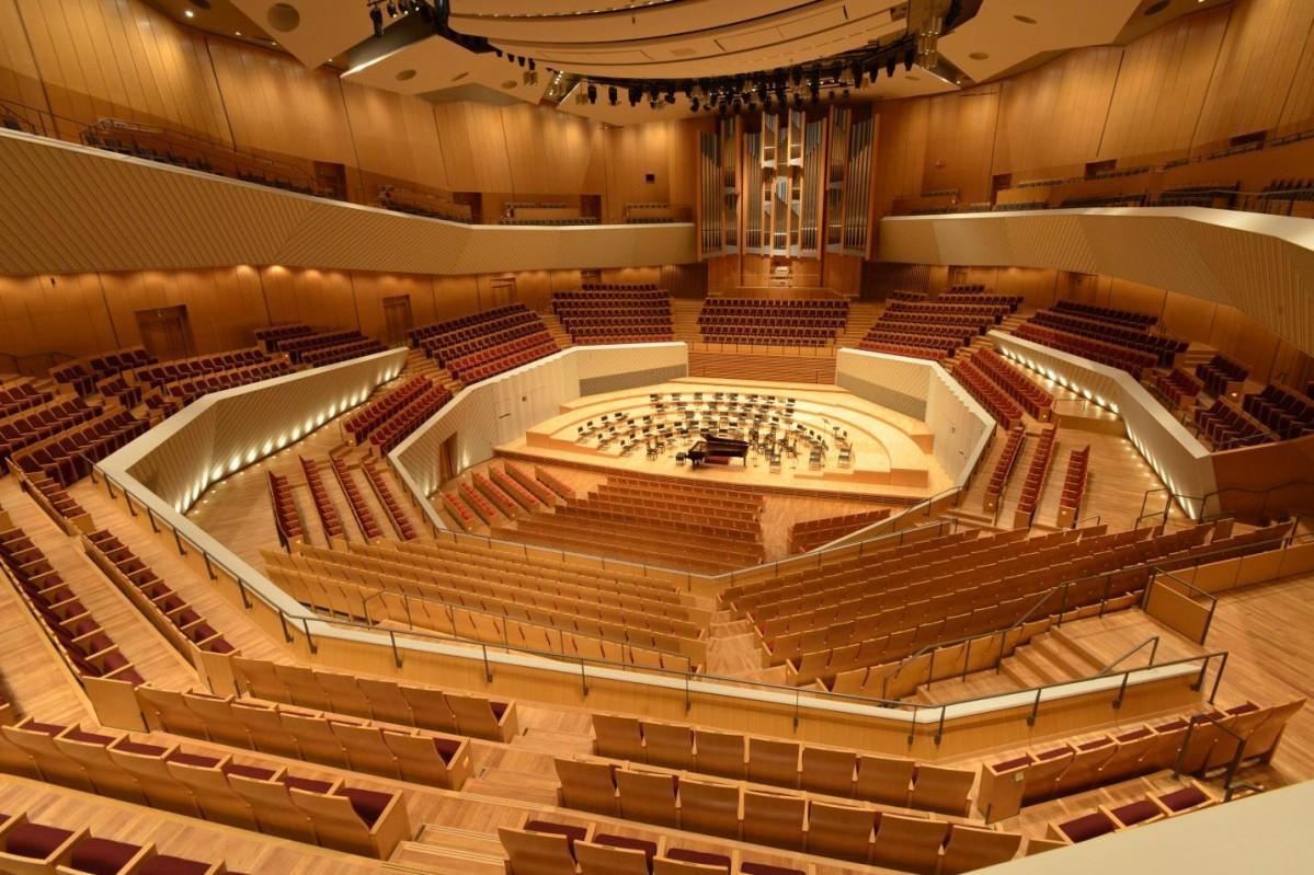 フェスタサマーミューザKAWASAKI2019が行われるミューザ川崎シンフォニーホール