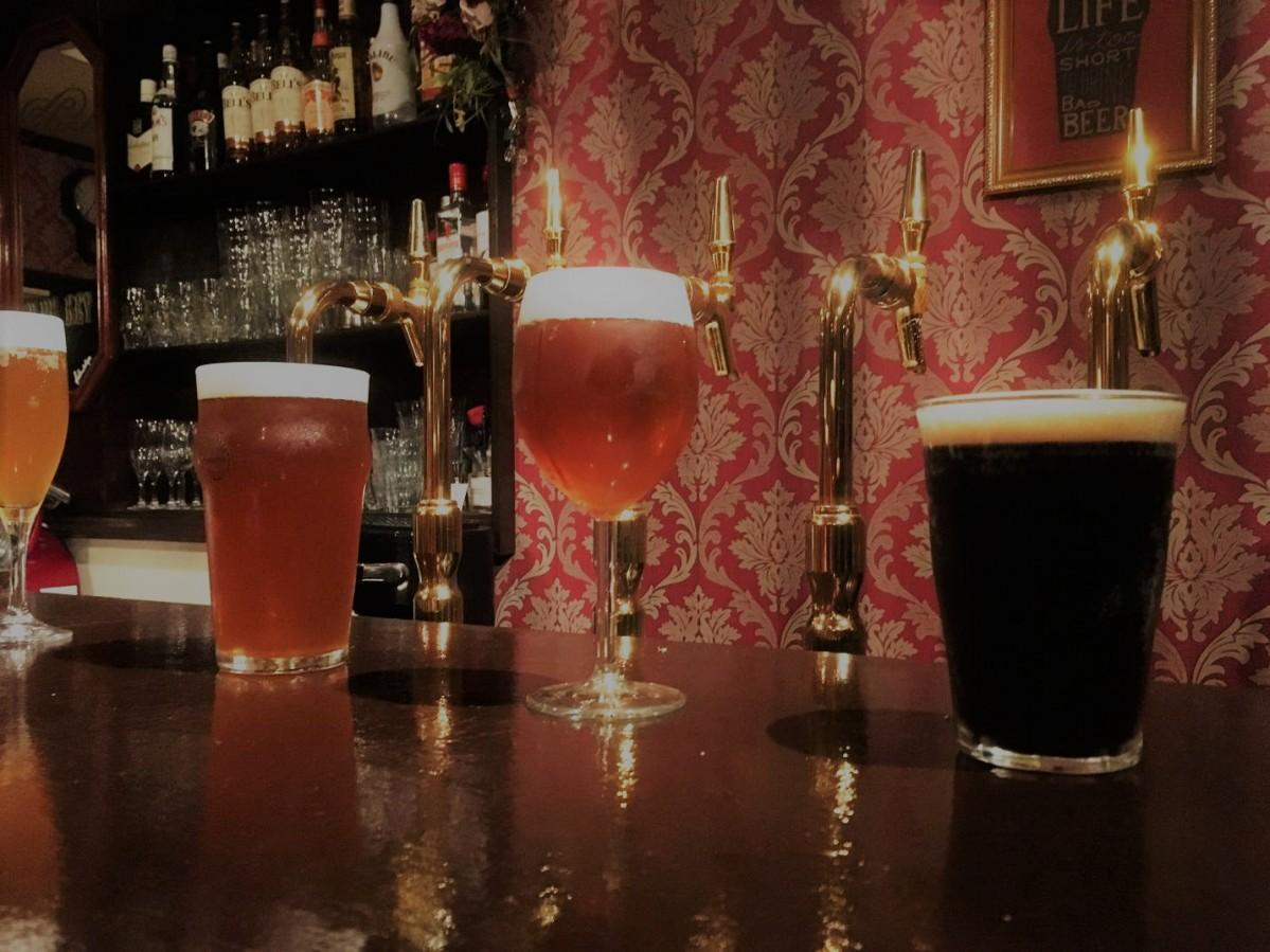 販売される川崎のクラフトビール