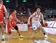バスケ・川崎の藤井祐眞選手の活躍続く 「いつも心にエナジー」を持つ姿に多くの声援