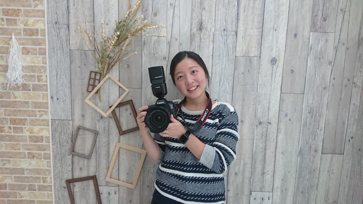 代表兼専任カメラマンの青山はるかさん