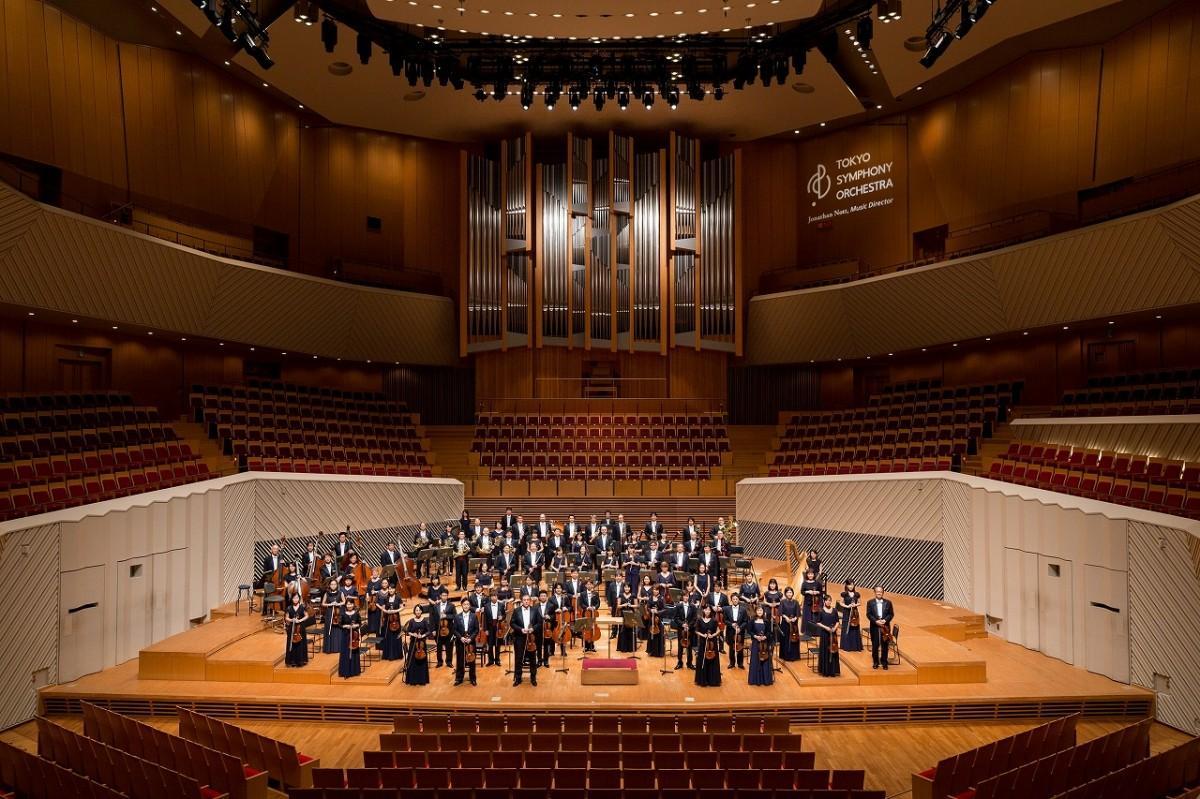 川崎市のフランチャイズオーケストラ東京交響楽団(提供 東京交響楽団)