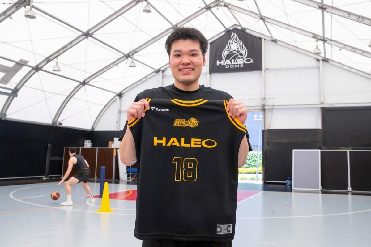 仙台89ERSの鎌田裕也選手(#18)
