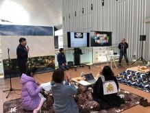 川崎駅の広場で「シビックパワーバトル」 オープンデータ生かし地域の魅力探る