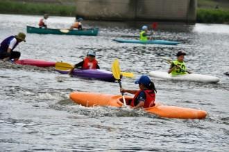 川崎で初心者も基礎から学べる「カヌー教室」 多摩川とカヌーの魅力を体感