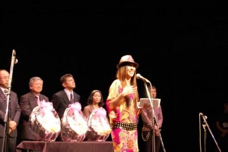 「吉音コンテスト」でグランプリを獲得したhidemyさん