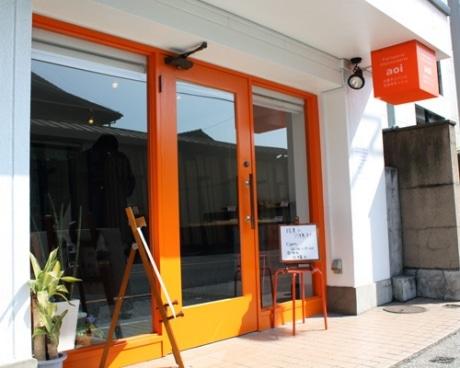 2月17日にオープンした「Patisserie Viennoiserie aoi お菓子とパンと吉祥寺キッシュ」