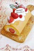 吉祥寺「はらロール」がクリスマス限定のロールケーキ