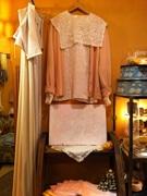 高円寺の古着店「ガイジン」でイラストレーターあんこさんの作品展示