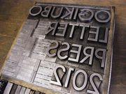杉並の2会場で「活版印刷」展-地元デザイン事務所が文化伝える