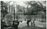 1934年開園の井の頭自然文化園の前身となる中之島小動物園
