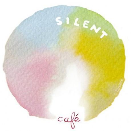 耳の聞こえないスタッフが接客する「サイレント・カフェ」