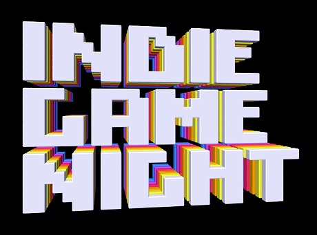 Indie Game Nightのロゴ