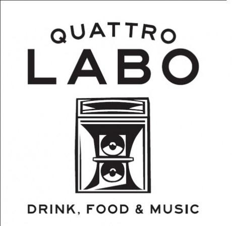 「クアトロラボ」ロゴ