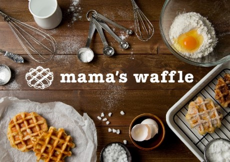 mama's waffle イメージ画像