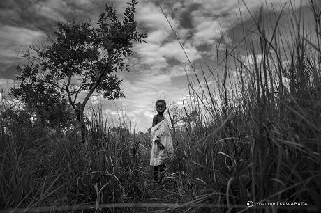 撮影/川畑嘉文、撮影国ウガンダ