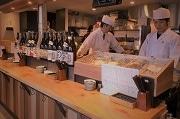 アトレ吉祥寺に「喜久や」立ち飲みスタイルで天ぷら提供