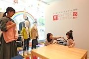 ユニクロ吉祥寺店で服育サービス「はじめてのコーディネート体験」