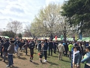 「武蔵野ファミリーフェスタ 5.3」 井の頭恩賜公園100歳記念ウイークで