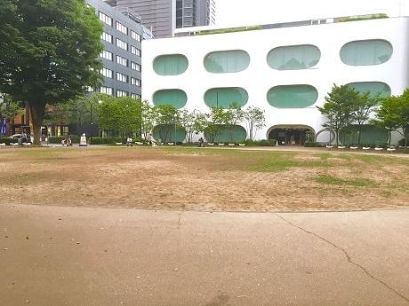 会場の境南ふれあい広場公園