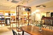 吉祥寺にブティック併設の食堂 有機野菜を使ったシンプルな料理提供