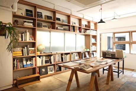 井の頭公園の近くにオープンした書店「ブックオブスキュラ」の外観