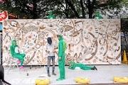 三鷹で「TERATOTERA祭」 参加型パフォーマンスや映像作品で政治身近に