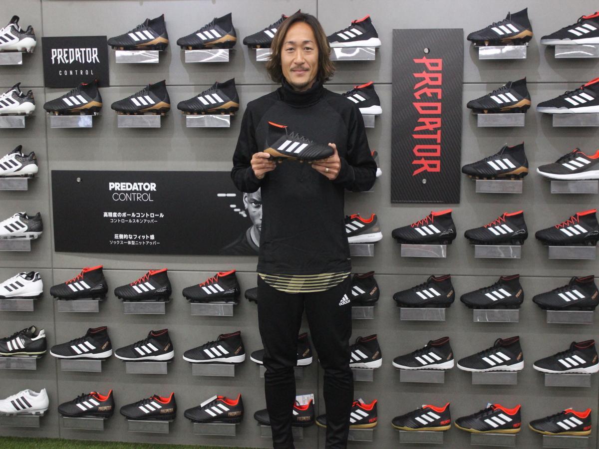 現役引退後初の公の場になったFC東京・石川直宏選手
