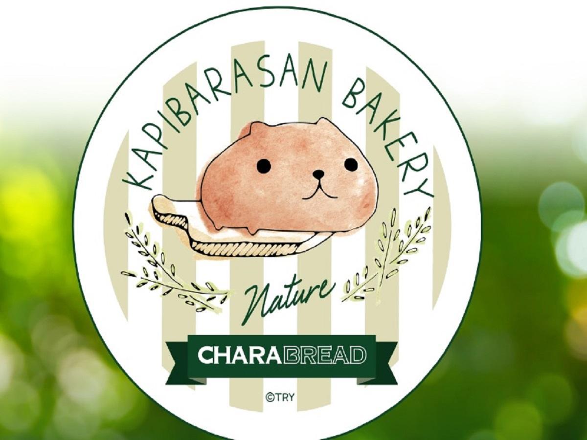 大阪で好評だった「カピバラさん」のコラボパンが期間限定で販売を開始。