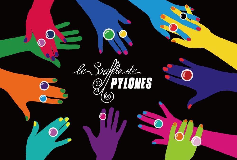 ガラスのアクセサリーをメインに扱う吉祥寺パルコの「PYLONES」(イメージ)