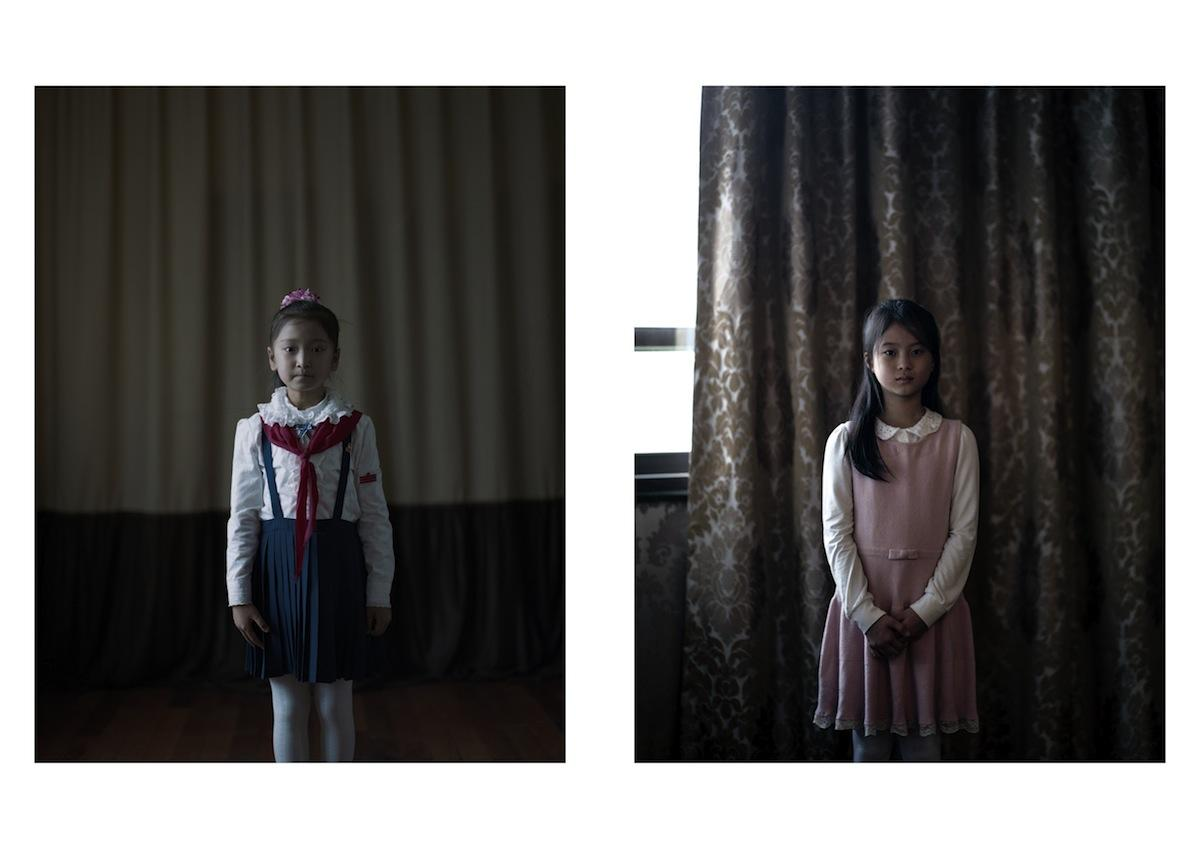「border|korea」より ©菱田雄介