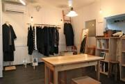 吉祥寺で「お茶とお菓子 横尾」再開 1年4カ月ぶり、店主が手掛ける服も