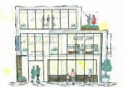 吉祥寺に「BAYFLOW」 初のカフェ・ヨガスタジオ併設の旗艦店