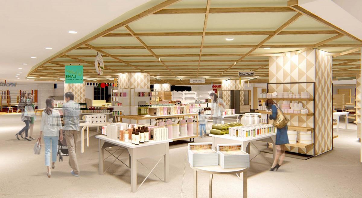 東急吉祥寺店、5月に全面リニューアル 3階は食と関連雑貨のフロアへ