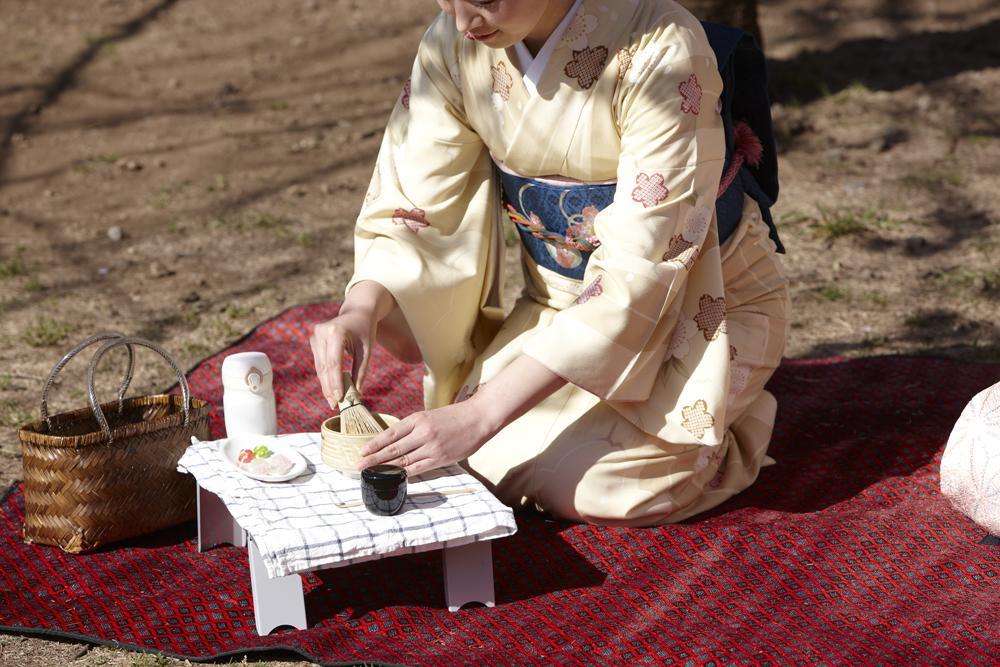 井の頭恩賜公園で行われる「井の頭千人茶会」(イメージ)