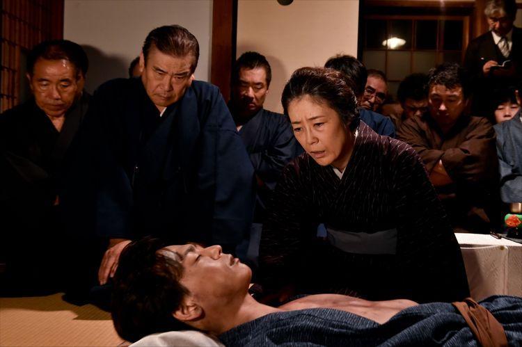 映画「母 小林多喜二の母の物語」より ©現代ぷろだくしょん