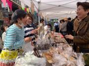 吉祥寺コピス前でパンの朝市「パンイチ?」 パンを通して考える日常テーマに