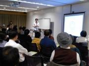 吉祥寺図書館で「数学カフェ」 独立研究者森田真生さんのトークライブ