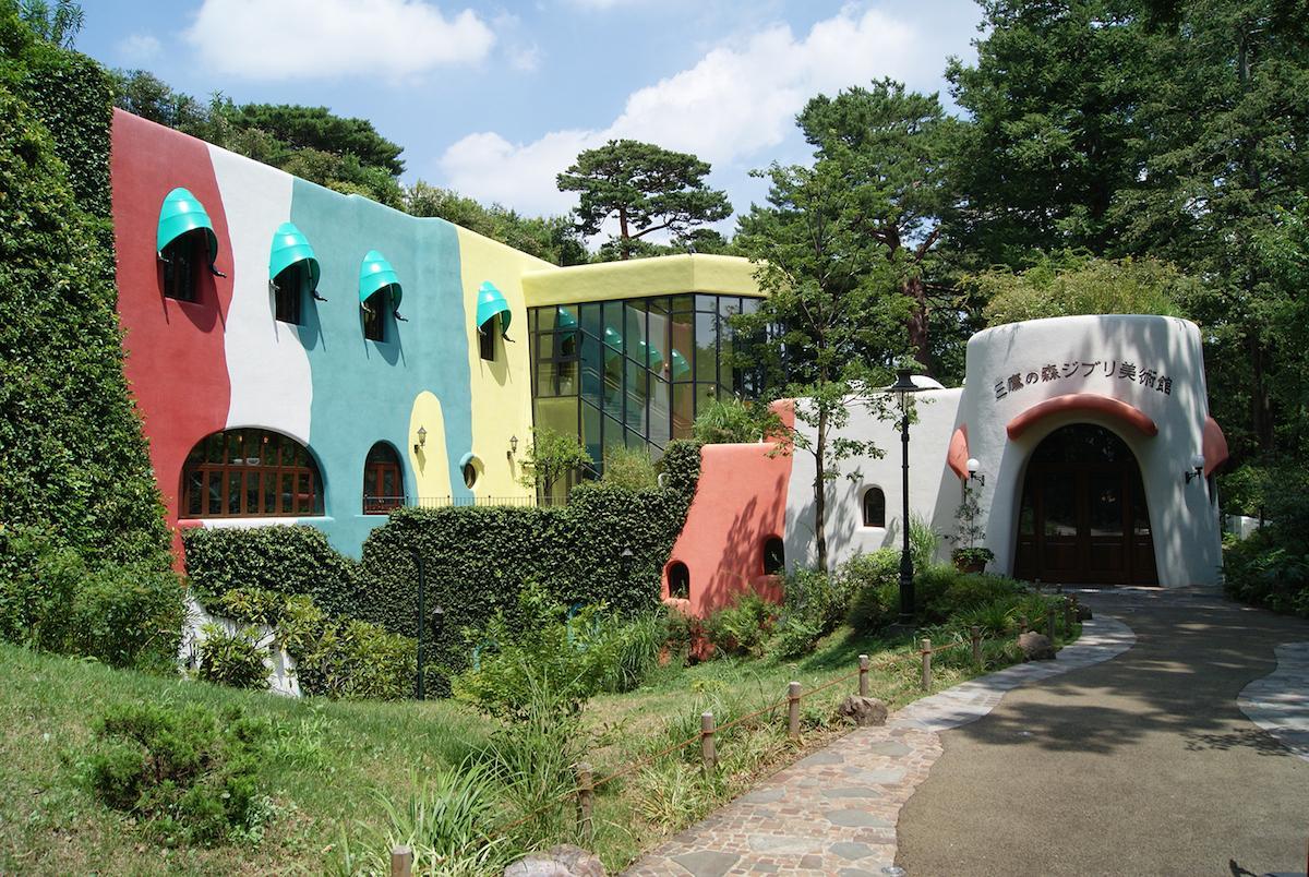 「三鷹の森ジブリ美術館」 © Museo d'Arte Ghibli
