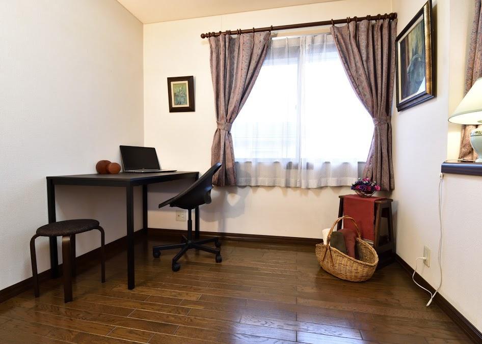 「ご近所オフィス」で貸し出す武蔵境の部屋のイメージ