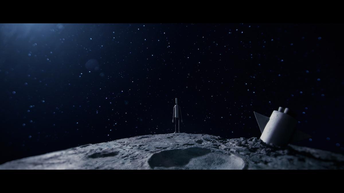 「第16回吉祥寺アニメーション映画祭」で「ストップモーション部門」グランプリを受賞した中村匠吾さんの「COMET」
