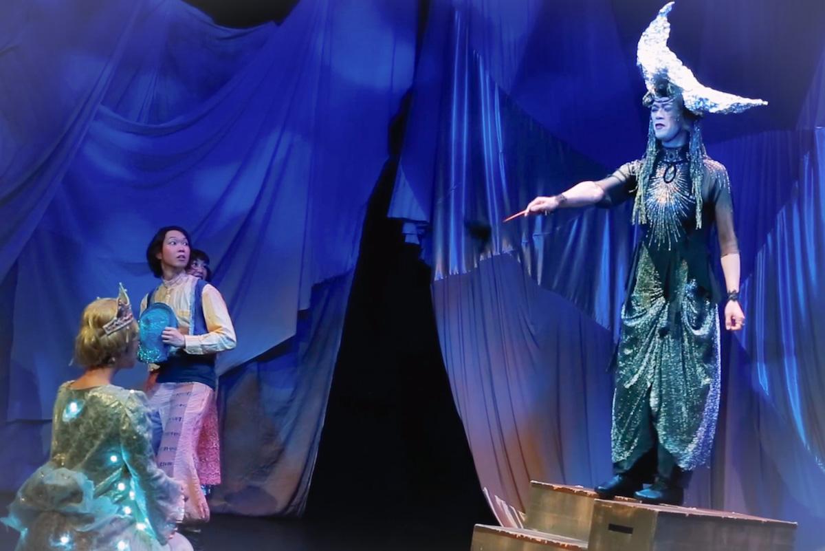 「吉祥寺ファミリーシアター2019」上演の様子 (C)Koichi Wakui