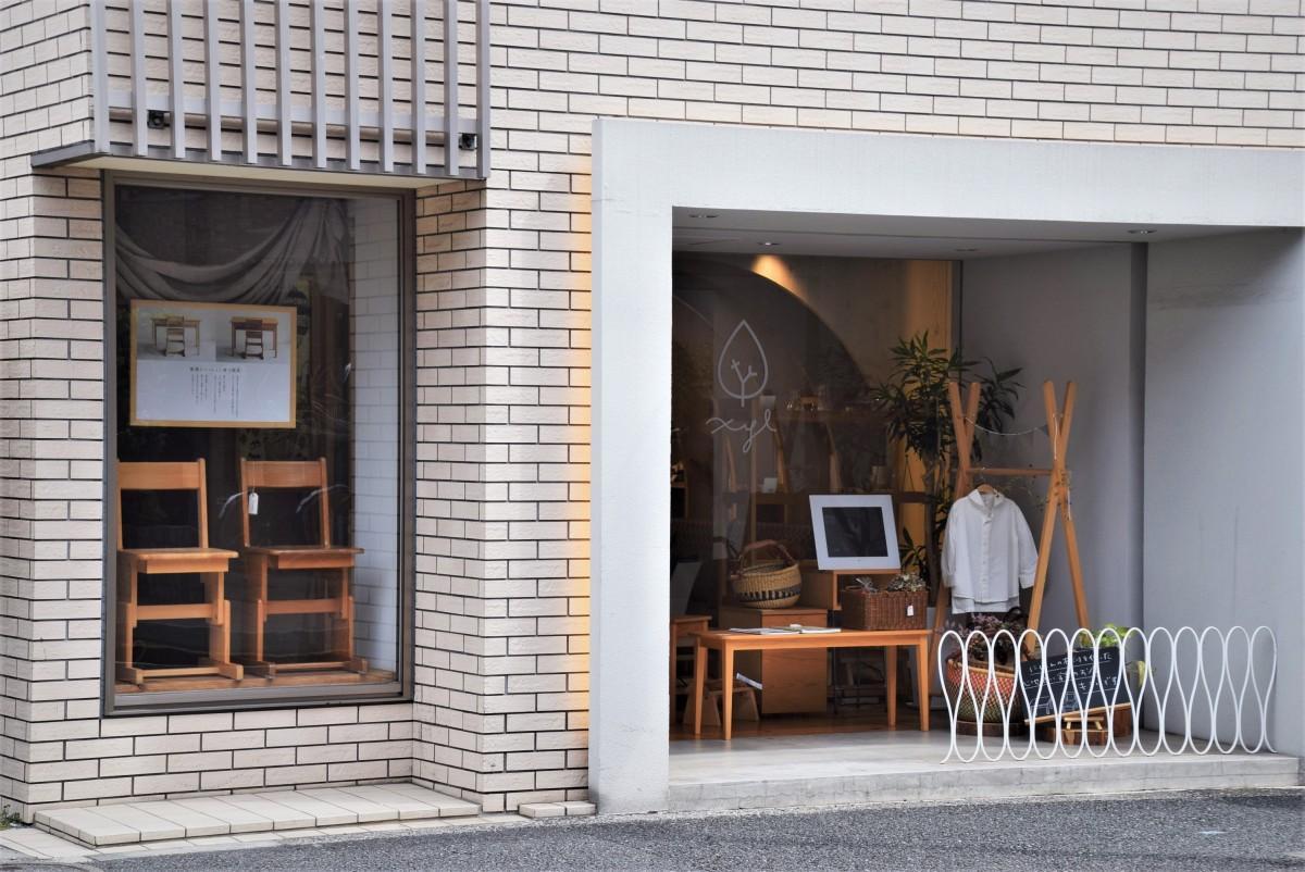 五日市街道沿いに店を構える「キシル吉祥寺店」の外観