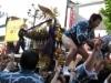 吉祥寺秋まつり-ハーモニカ横丁に初の子どもみこし