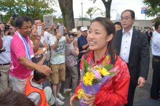 長野・大町市出身 バドミントン女子・奥原希望選手が東京五輪出場へ