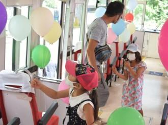 トロバスの誕生日祝う復活イベントにファン多数 長野・大町