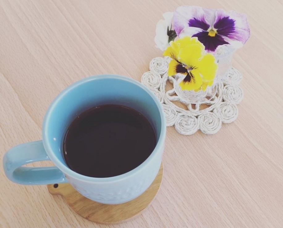 エチオピアの野生のコーヒー